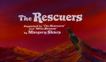 The rescuers nude woman — pic 1