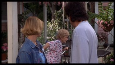 Rosie Ellen Albertini Dow Does Some Training To Stay In Shape Robbie Hart Adam Sandler Fixes Something And Asks Her