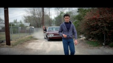 The Outsiders Dally Gets Shot