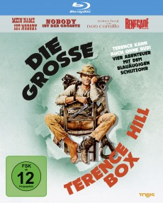 Die Grosse Terrence Hill Box