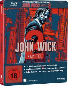 John Wick 2 - Steelbook