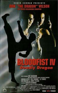 Bloodfist IV - Deadly Dragon