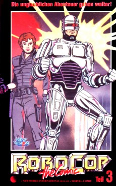 RoboCop - The Comic