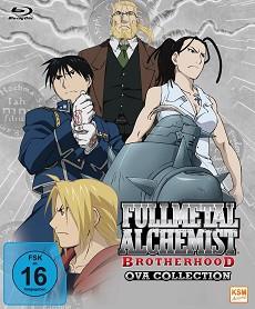 Fullmetal Alchemist Brotherhood OVA