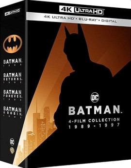 Batman 4K UHD Collection