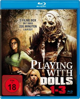Playing with Dolls 1 - 3 Blu-ray Great Movies September 2019