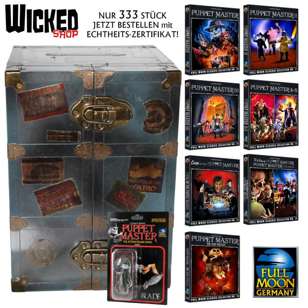Puppet Master Trunk Collection