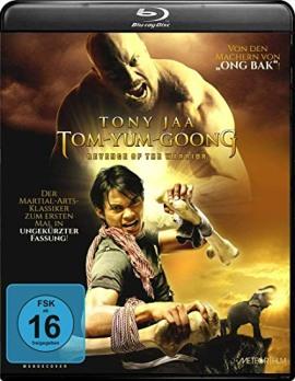 Revenge of the Warrior - Uncut Blu-ray (Meteor Film)