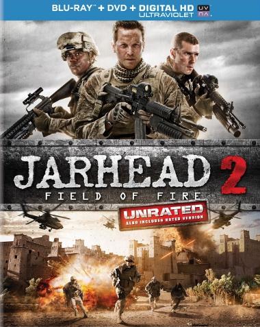 Jarhead 2: Field of Fire (2014) 300MB BRRip 480p Dual Audio