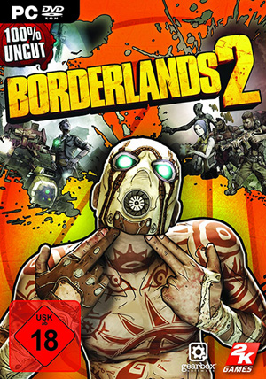 Borderlands 2 Cover