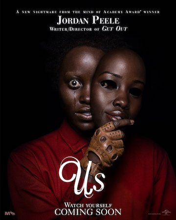 Wir Us R-Rating Jordan Peele Poster