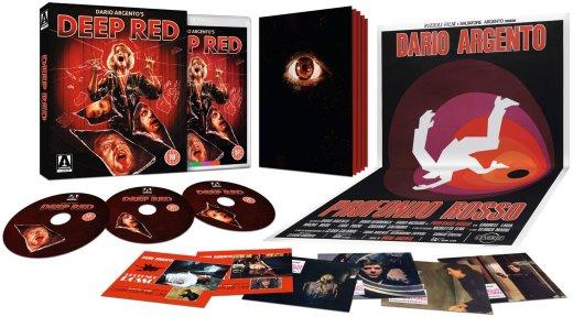 ... 2015 - Dario Argento's Film Remastered in 4K - Movie-Censorship.com