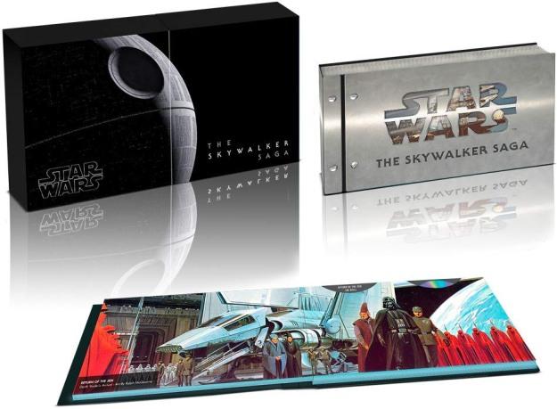 Star Wars - The Skywalker Saga UK Limited Complete Box