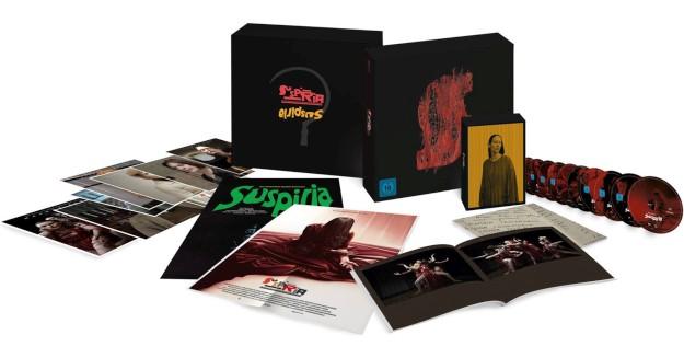 Suspiria (2018) - Ultimate Edition von Koch Films - 10 Discs - Uncut - 4K-Blu-ray