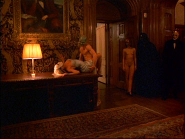 Eyes wide shut - orgy scene - uncut/r rated