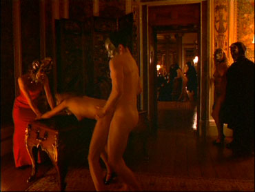 Eyes wide shut sexy scene