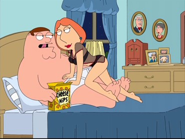 Sex scenes in family guy