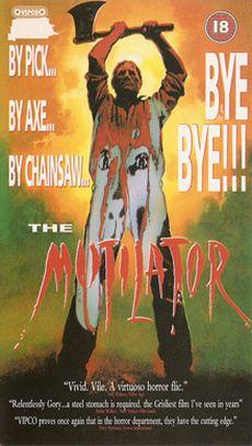 the mutilator comparison bbfc 18 vhs german dvd movie. Black Bedroom Furniture Sets. Home Design Ideas