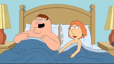 Commit error. Peter and lois have sex are