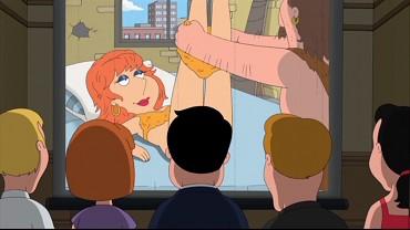 Family Guy Joyce Porn - Family Guy (Comparison: TV Version - DVD Version) - Movie ...