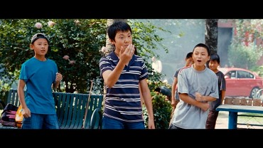 Karate Kid, The (Comparison: HK DVD - International