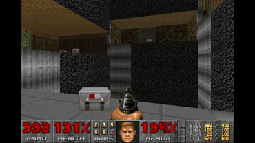 Doom II (Comparison: BFG Edition - Original Version) - Movie