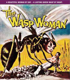 Die Wespenfrau