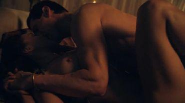 Spartacus having sex
