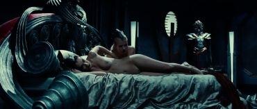 Riddick Nude girls in