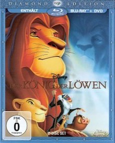 Lion King The Comparison Blu Ray Diamond Edition 4k Blu Ray Signature Collection Dvd Movie Censorship Com