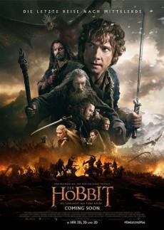 Der Hobbit Die Schlacht Der Fünf Heere Schnittbericht