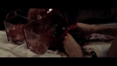 blutiges festmahl