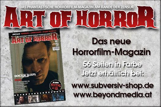 Art of Horror - Das neue Horrorfilm-Magazin