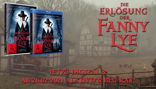 Die Erlösung der Fanny Lye - Jetzt Digital & Ab 26.02.2021 als DVD, Blu-ray