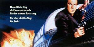 In Alarmstufe: Rot 2 muss Steven Seagal einen Zug retten. Als Belohnung gab