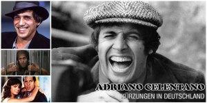 Filme mit Adriano Celentano kamen früher oft nur gekürzt nach Deutschland. Wir haben mal einen Komplettüberblick erstellt.