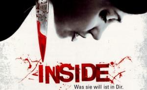 Der französische Terror-Schocker INSIDE erschien in Deutschland selbst mit SPIO/JK-Siegel nur in gekürzter Form.