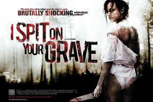 Das Remake von I SPIT ON YOUR GRAVE musste in Deutschland selbst für die SPIO/JK-Scheibe ordentlich Federn lassen.