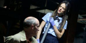 I Spit on Your Grave 3: Der 3. Auftritt von Sarah Butler musste für eine FSK-Freigabe um eine knappe Minute entschärft werden.