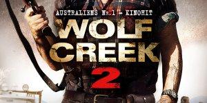 Wolf Creek 2 - Schnittbericht zur gekürzten deutschen Fassung