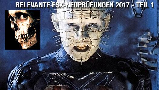 Relevante FSK-Neuprüfungen 2017 - Teil 1