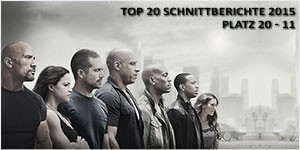 Top 20 Schnittberichte 2015 - Platz 20 - 11
