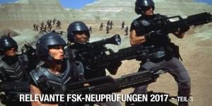 Altes Jahr, neue Freigaben: Unser Special zeigt erneut, welche Filme die FSK 2017 nicht mehr für so gefährlich hält wie früher.