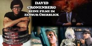 Platzende Köpfe, menschenfressende Fliegen und brutale Gangster - die Filme von DAVID CRONENBERG hatten einige Probleme mit der Zensur. Wir haben mal genauer hingeschaut.