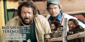 Die gemeinsamen Filme von Bud Spencer & Terence Hill im Schnittberichte-Überblick: Vier Fäuste und Kürzungen in Deutschland.