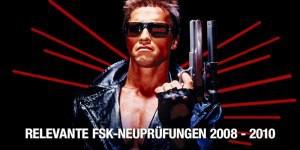 Ein weiterer Rückblick auf viele neue Altersfreigaben: Auch in den Jahren 2008-2010 vergab die FSK viele neue Einstufungen.