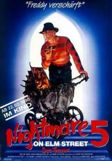 nightmare on elm street 5 unrated dvd