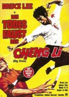 Die Todesfaust Des Cheng Li