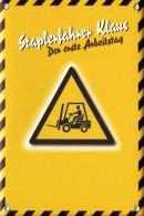 Staplerfahrer