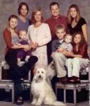 Himmlische Familie, Eine